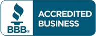Jaco BBB Accredited Business logo
